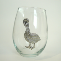 Pewter Graphics Inc By Maurice Milleur Tumbler Pelican
