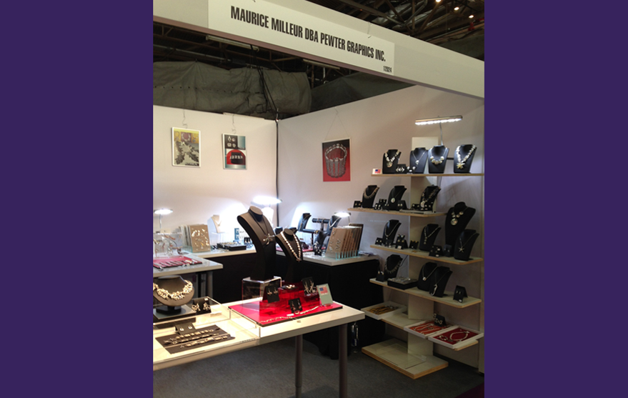 Pewter Graphics Inc. by Maurice Milleur | Trade Shows and News ...
