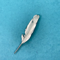 Feather Pin small