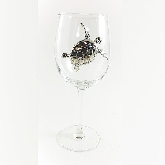 White Wine Sea Turtle
