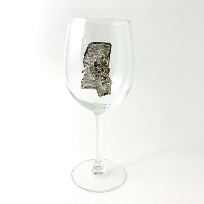 White Wine Glass Ms Map