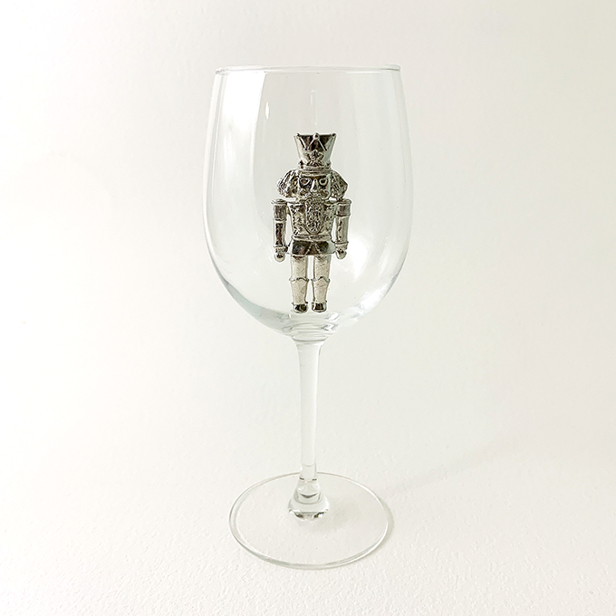 White Wine Glass, Nutcracker